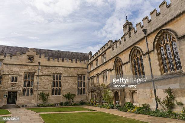 Jesus College Oxford UK