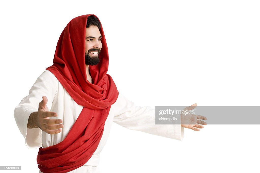 Jesus expecting you