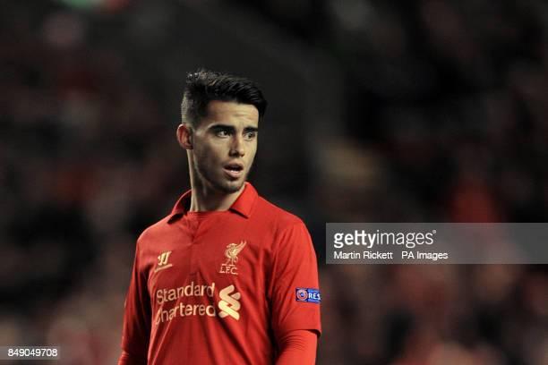 Jesus Fernandez Saez Liverpool