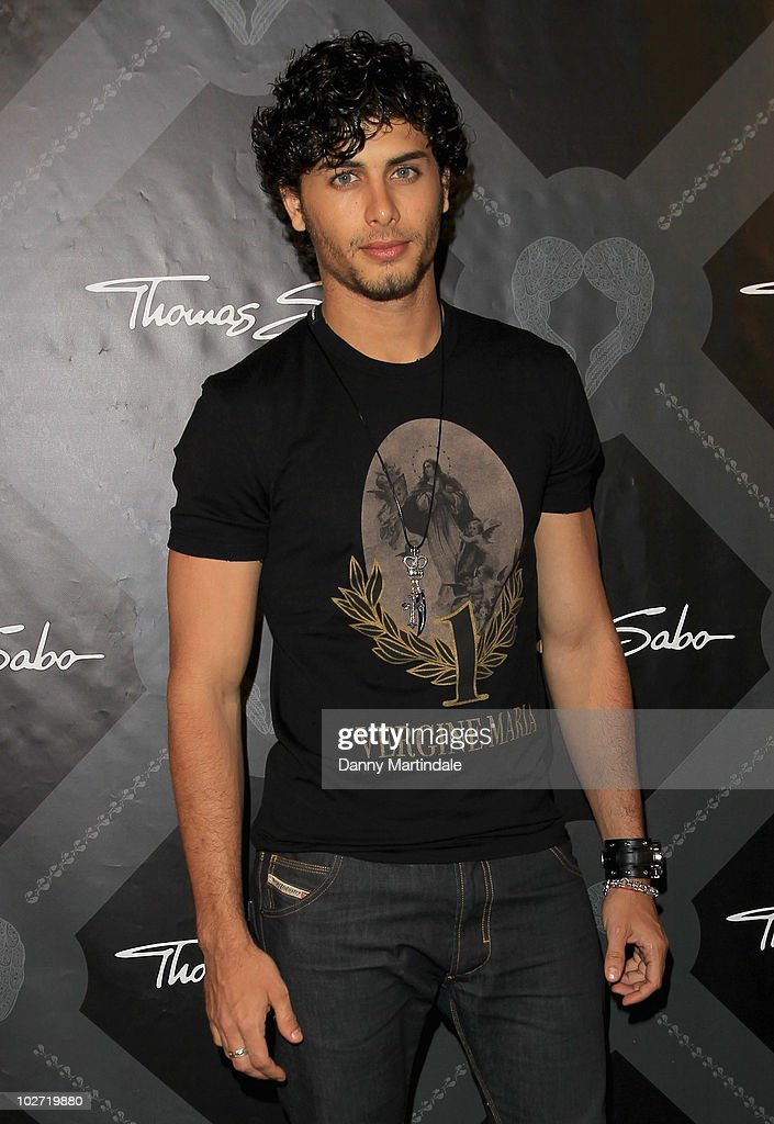 Thomas Sabo Collection Launch - Arrivals