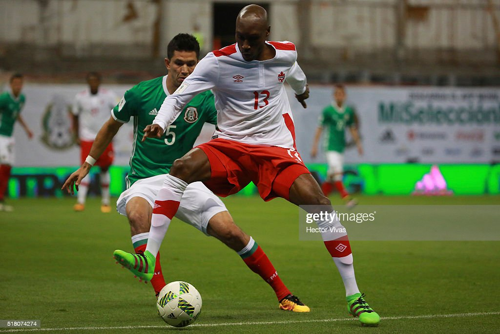 Mexico v Canada - FIFA 2018 World Cup Qualifiers