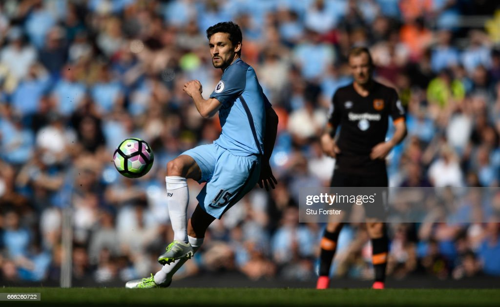 Manchester City v Hull City - Premier League : News Photo