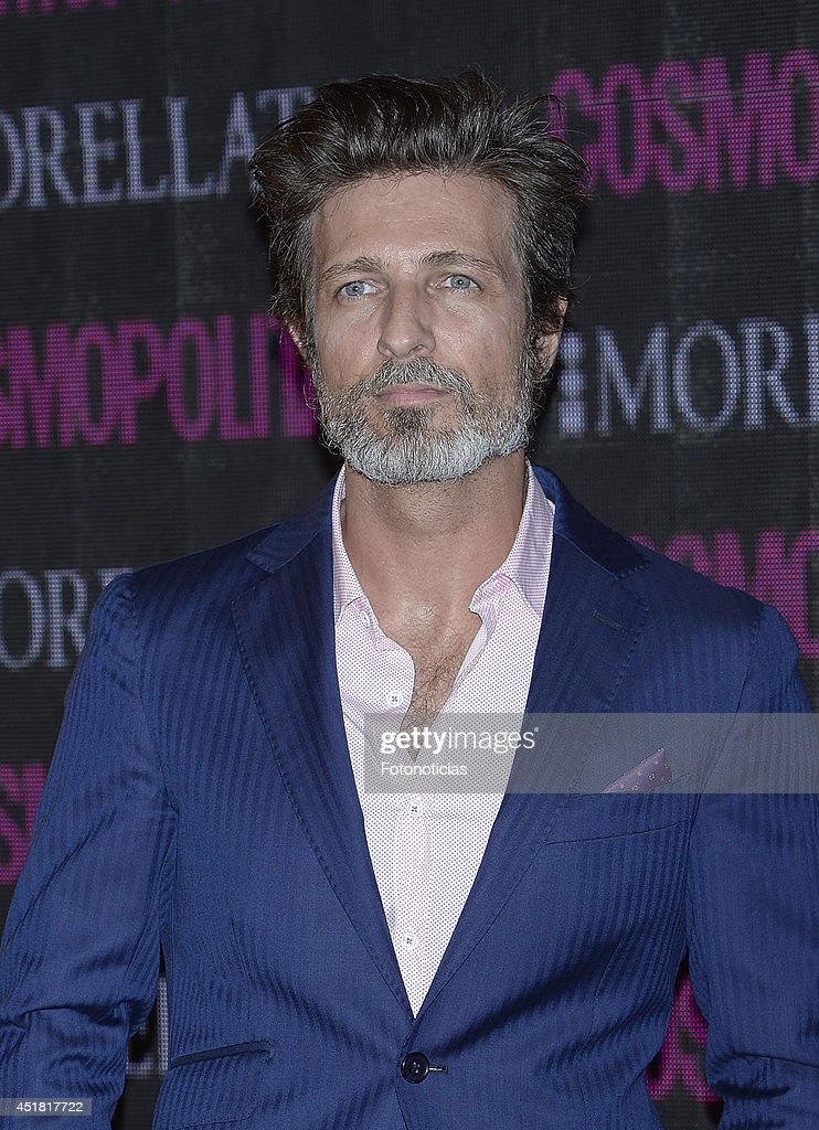 Jesus Olmedo attends the Cosmopolitan Beauty Awards at Platea Restaurant on July 7, 2014 in Madrid, Spain.