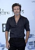 Jesus Olmedo attends the premiere of 'El Nino' at Kinepolis Cinema on August 28 2014 in Madrid Spain