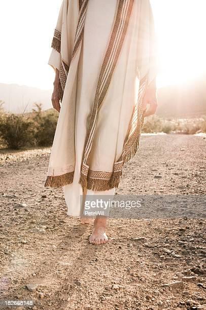 Gesù Cammina verso