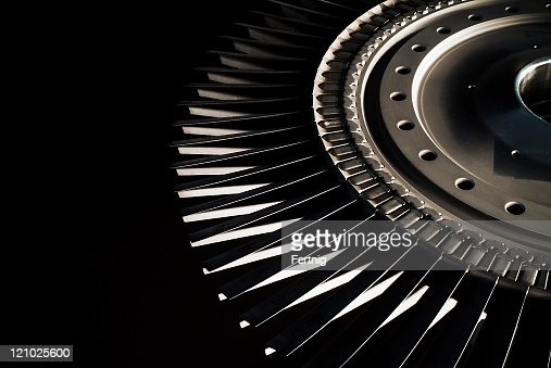 Jet engine turbine blades