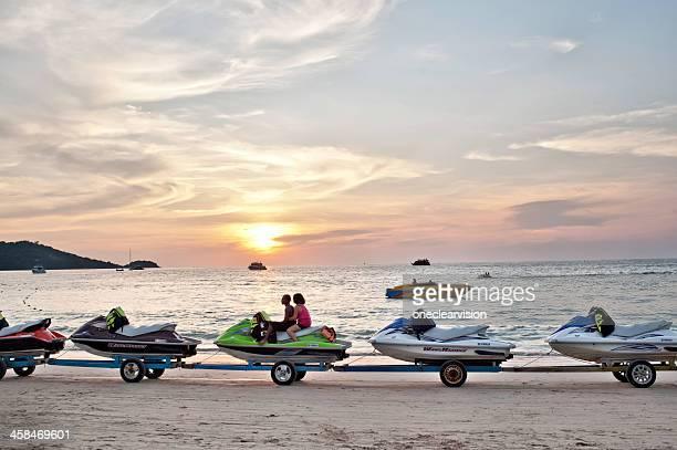 Jet Ski Caravan