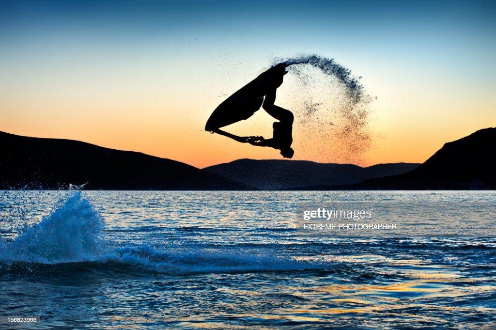 Jet Ski : Stock Photo