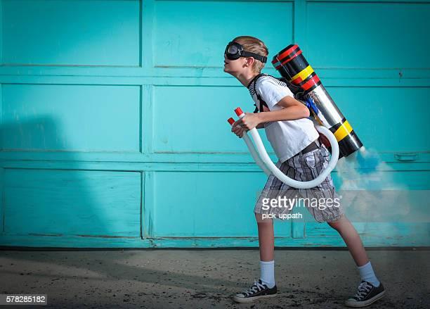 Jetpack Boy