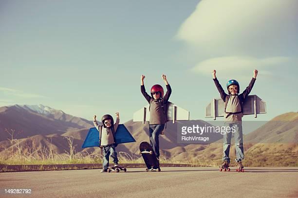 Jetpack Kids
