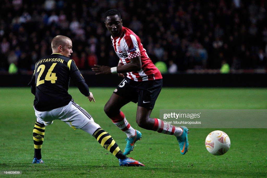 PSV Eindhoven v AIK Solna - UEFA Europa League
