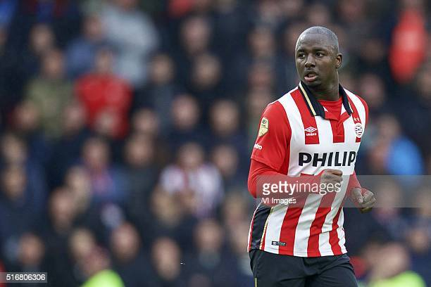 Jetro Willems of PSV during the Dutch Eredivisie match between PSV Eindhoven and Ajax Amsterdam at the Phillips stadium on March 20 2016 in Eindhoven...