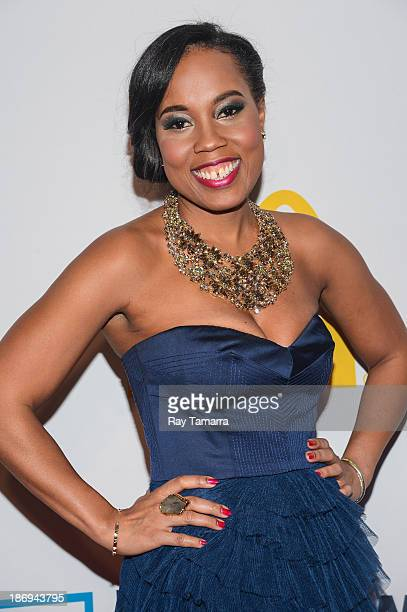 JetÕs EditorInChief Mitzi Miller attends the 2013 EBONY Power 100 List Gala at Frederick P Rose Hall Jazz at Lincoln Center on November 4 2013 in New...