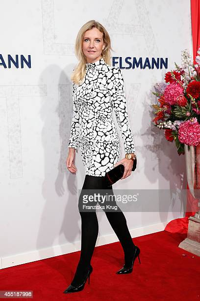 Jette Joop attends the Bertelsmann Summer Party at the Bertelsmann representative office on September 10 2014 in Berlin Germany