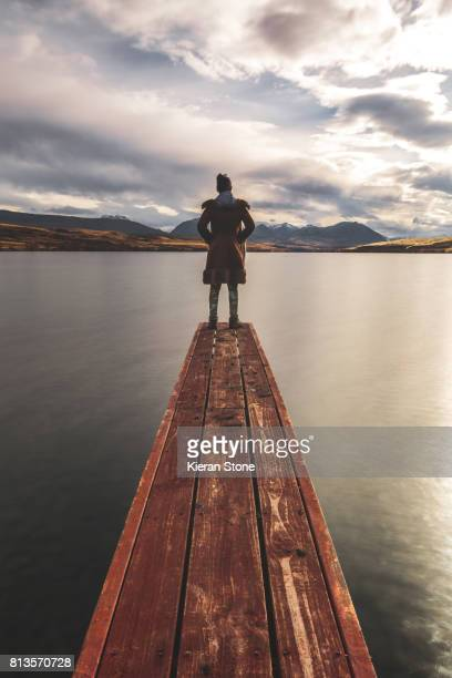 Jetty at Lake Alexandrina