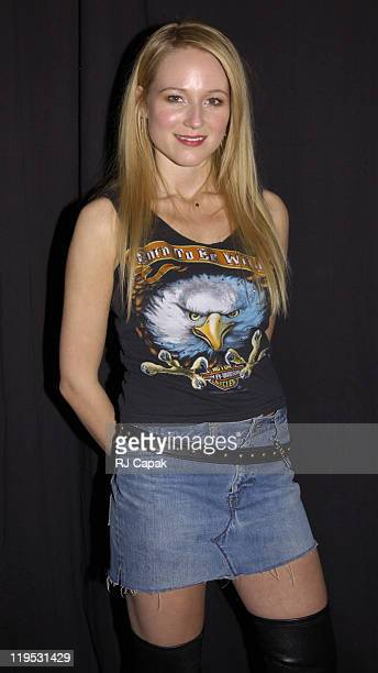 Jewel during The 17th Annual Rock and Roll Hall of Fame Induction Ceremony Backstage In Press Room at Waldorf Astoria Hotel in New York City New York...