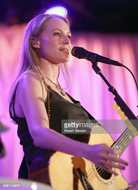 Jewel performs an intimate show for The Starwood Preferred Guest Hear The Music See The World Concert Series at US Grant a Luxury Collection Hotel...