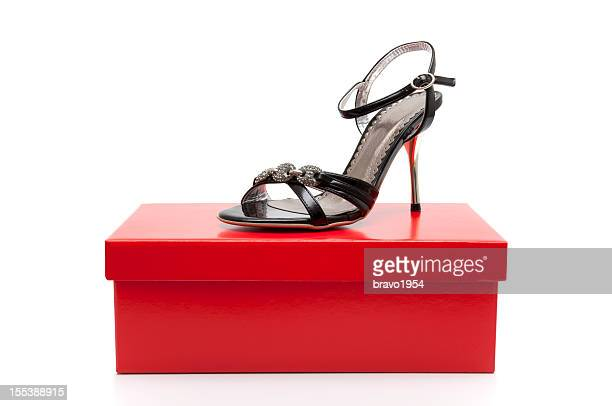 Jeweled High Heels Sandal