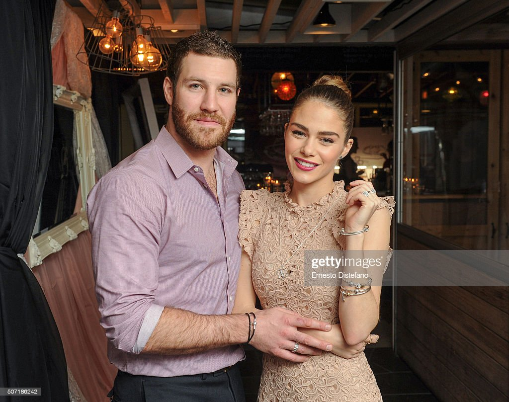 Celebrities travel just cute 2016 in focus boards sign in register - Jewellery Partners With Celebrity Couple Brandon Prust And Maripier Morin Event At The Drake