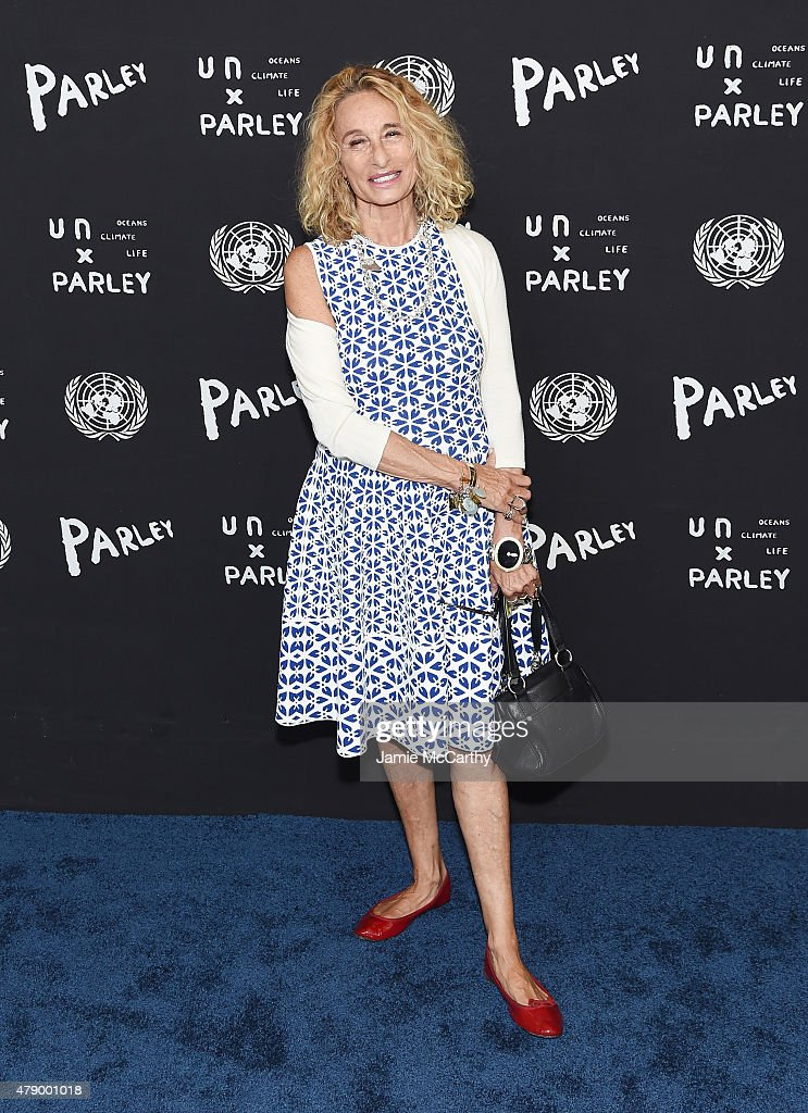United Nations x Parley For The Oceans Launch Event - Arrivals