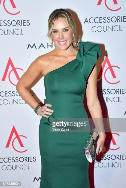Jewelry Designer Kendra Scott attends 21st Annual Ace Awards at Cipriani 42nd Street on August 7 2017 in New York City