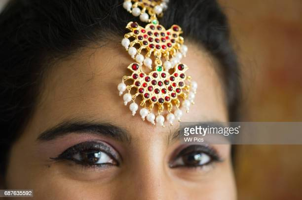 Jewelry Detail for Indian Dance