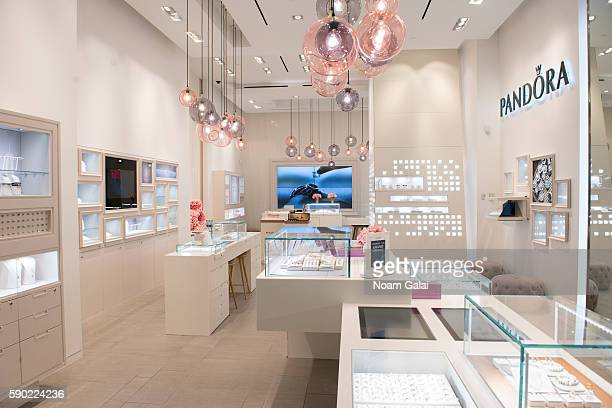 Jewelry grand opening at Westfield World Trade Center on August 18 2016 in New York City