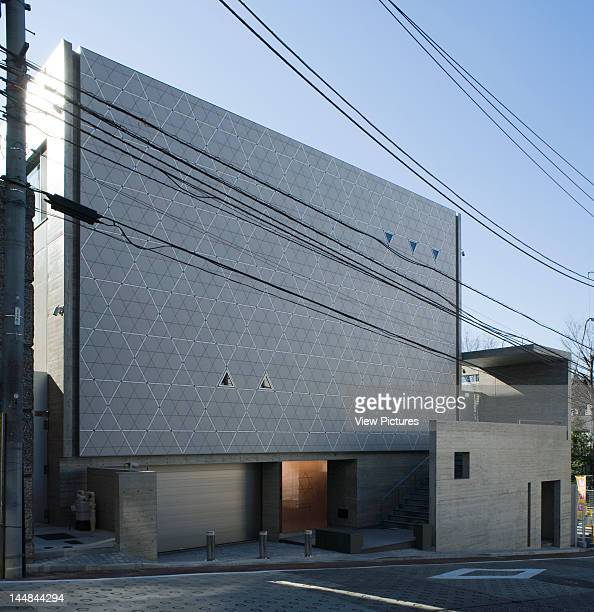 Jewish Community Centre Of Japan 88 Hiroo 3Chome Shibuyaku TokyoJapan Architect Fumihiko Maki Fumihiko Maki Jewish Community Centre Of Japan Front...