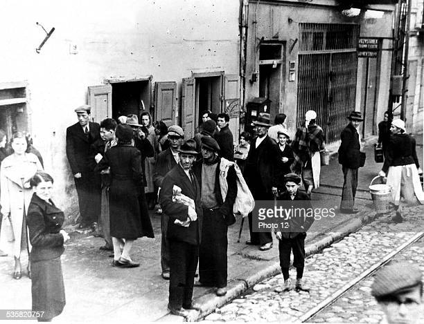 Jewish ghetto in Germany 19331940 Germany World War II Paris Bibliothèque nationale