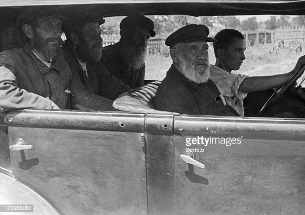 A jewish kolkhoz in stalindorf national jewish district ukraine ussr on the jewish kolkhoz 'combine' the oldest and most experienced collective...