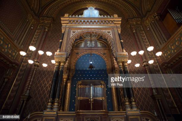 Jewish Museum in Prague Spanish Synagogue Undoubtedly one of the great attractions that you find on the tour of the Jewish Quarter of Prague called...