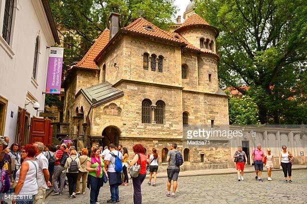 Jewish Quarter in Prague