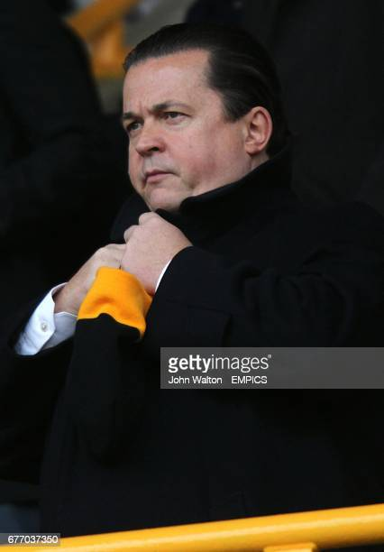 Jez Moxey Wolverhampton Wanderers' Chief Executive