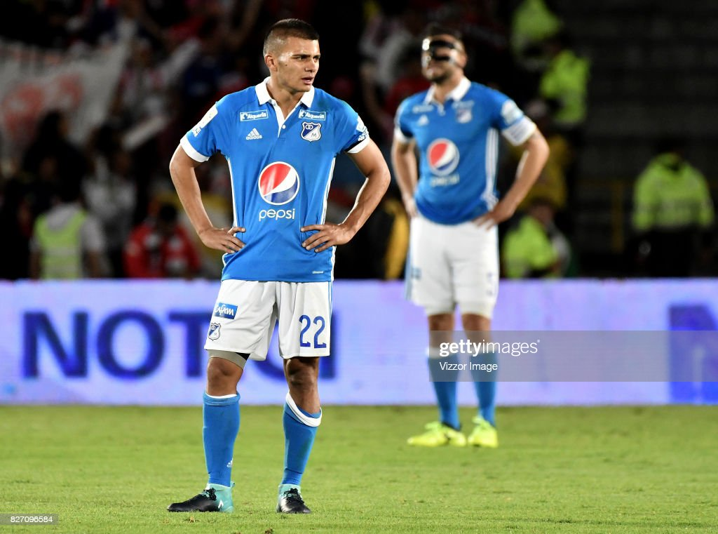Millonarios v Junior - Liga Aguila II 2017