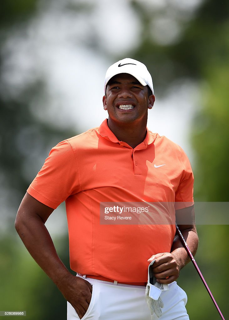 <a gi-track='captionPersonalityLinkClicked' href=/galleries/search?phrase=Jhonattan+Vegas&family=editorial&specificpeople=4466874 ng-click='$event.stopPropagation()'>Jhonattan Vegas</a> of Venezuela walks onto the 15th hole during the second round of the Zurich Classic of New Orleans at TPC Louisiana on April 29, 2016 in Avondale, Louisiana.