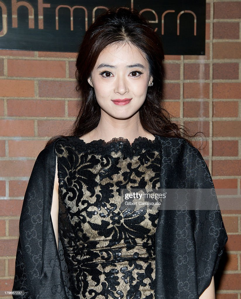 Jiang Xin attends Style Network's 'Style To Rock' Event at Skylight Modern on September 5, 2013 in New York City.