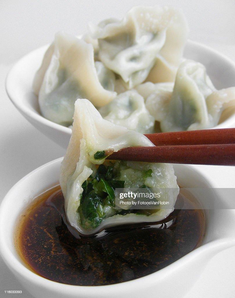 Jiaozi : Stock Photo