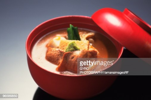 Jibu-ni duck meal : Stock Photo