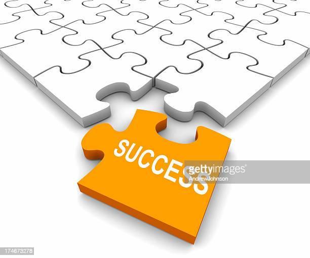 jigsaw Puzzle Success