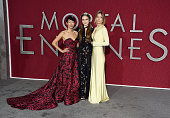 """Premiere Of Universal Pictures' """"Mortal Engines"""" -..."""
