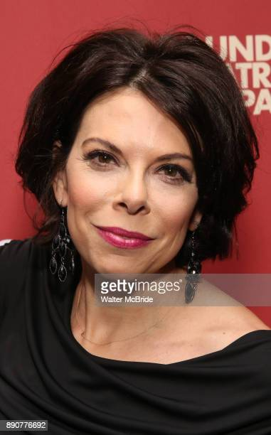 Jill Abramovitz attends the cast party for the Roundabout Theatre Company presents a OneNight Benefit Concert Reading of 'Damn Yankees' at the...