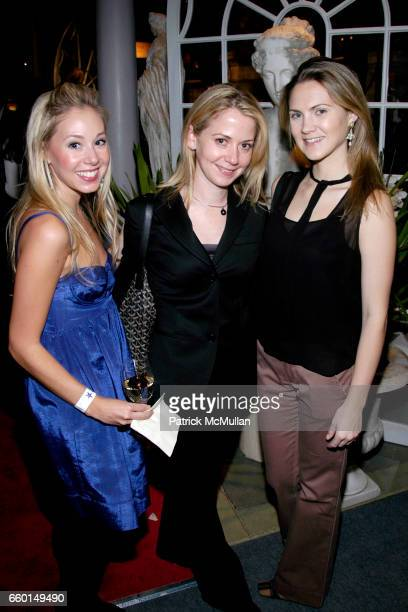 Jill Crawford Jillian Stile and Anna Lee Wolcott attend WINTER ANTIQUES SHOW Young Collectors' Night Sponsored by ELIE TAHARI at The Park Avenue...