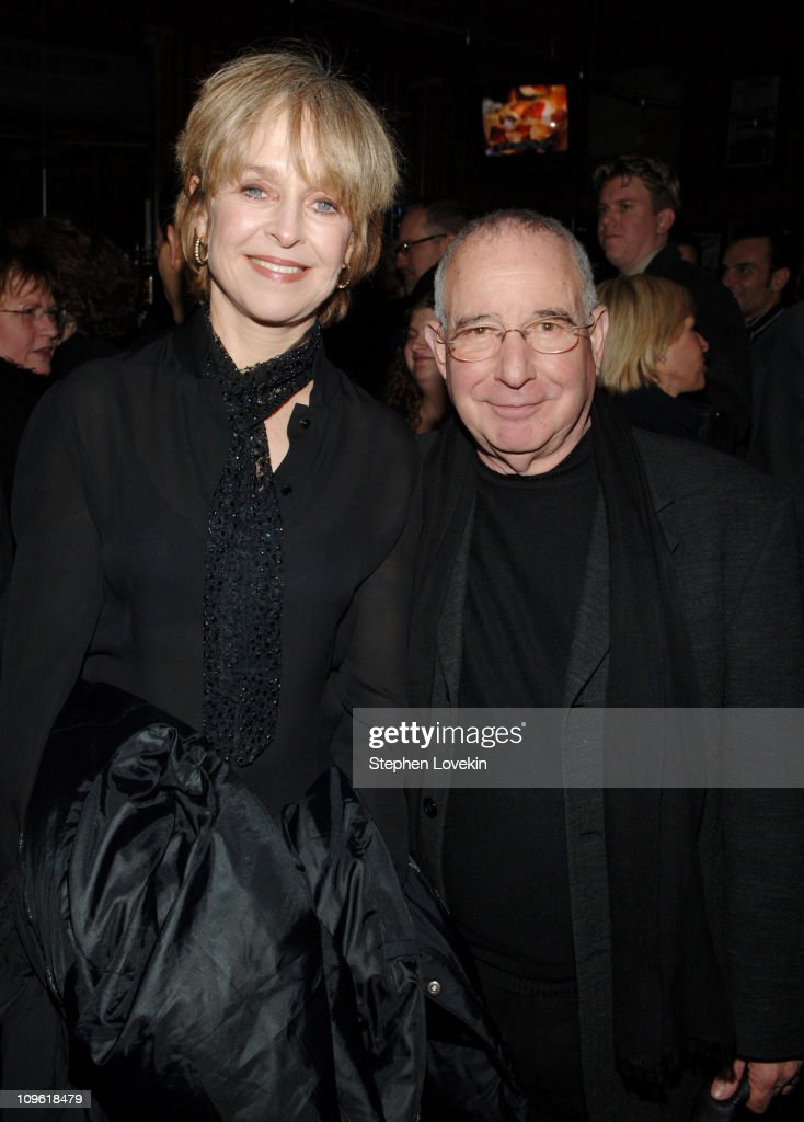 <a gi-track='captionPersonalityLinkClicked' href=/galleries/search?phrase=Jill+Eikenberry&family=editorial&specificpeople=642274 ng-click='$event.stopPropagation()'>Jill Eikenberry</a> and Michael Tucker during Nothing Like a Dame 2006 - Curtain Call and After Party at The Imperial Theatre in New York City, New York, United States.