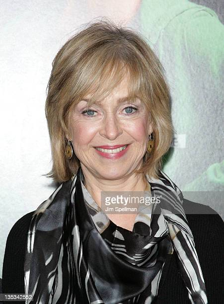 Jill Eikenberry attends the 'Young Adult' world premiere at the Ziegfeld Theatre on December 8 2011 in New York City