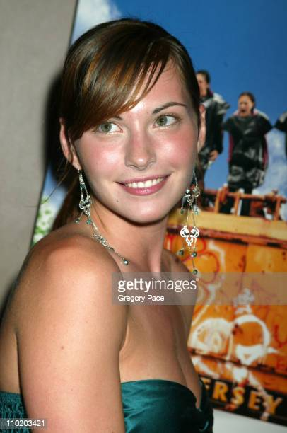 Jill Flint during 'Garden State' New York Premiere Inside Arrivals at Chelsea Clearview Cinemas in New York City New York United States