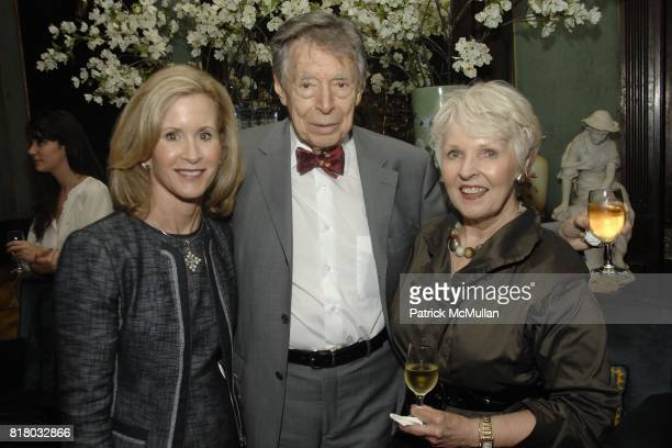 Jill Gabbe Robert Fisch and Karen Bachman attend THE UNIVERSE OF UNION SQUARE Book Launch at The National Arts Club on September 16 2010 in New York...