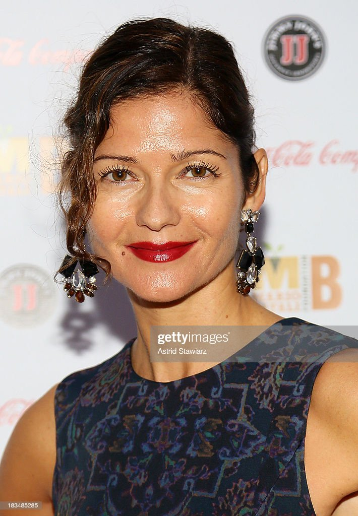 <a gi-track='captionPersonalityLinkClicked' href=/galleries/search?phrase=Jill+Hennessy&family=editorial&specificpeople=210636 ng-click='$event.stopPropagation()'>Jill Hennessy</a> attends 2nd Annual Mario Batali Foundation Honors Dinner at Del Posto Ristorante on October 6, 2013 in New York City.