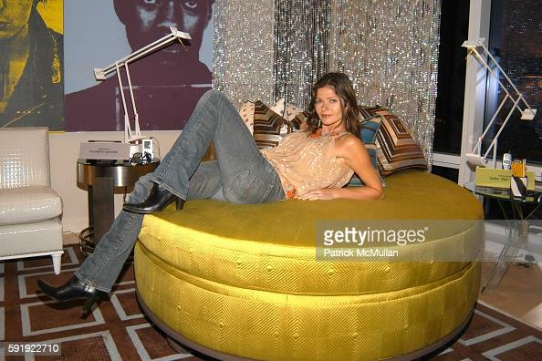 Jill Hennessy attends Oxfam America Charity Event at 'Esquire Downtown' at Astor Place at Esquire Downtown at Astor Place on October 7 2005 in New...