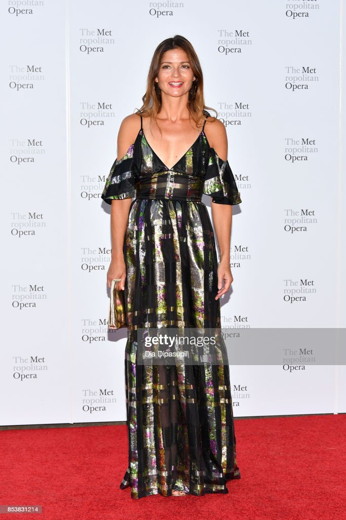 Jill Hennessy attends the 2017 Metropolitan Opera Opening Night at The Metropolitan Opera House on September 25, 2017 in New York City.