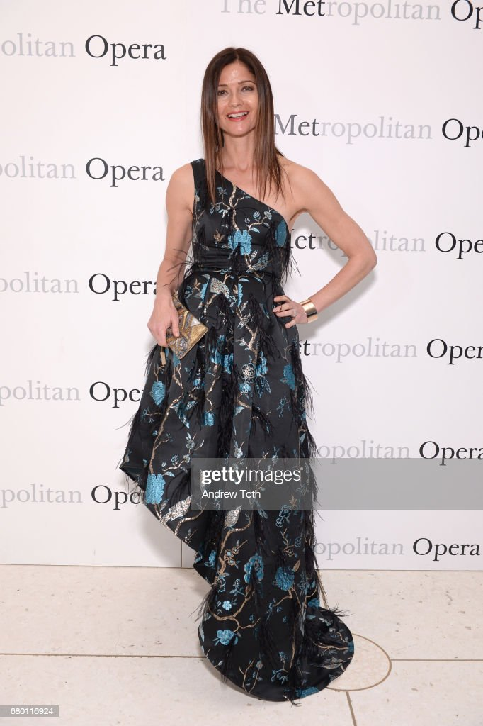 Jill Hennessy attends The Metropolitan Opera 50th Anniversary Gala at The Metropolitan Opera House on May 7, 2017 in New York City.